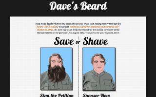 Dave's Beard