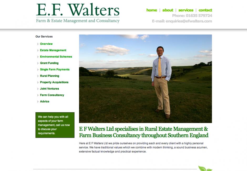E. F. Walters