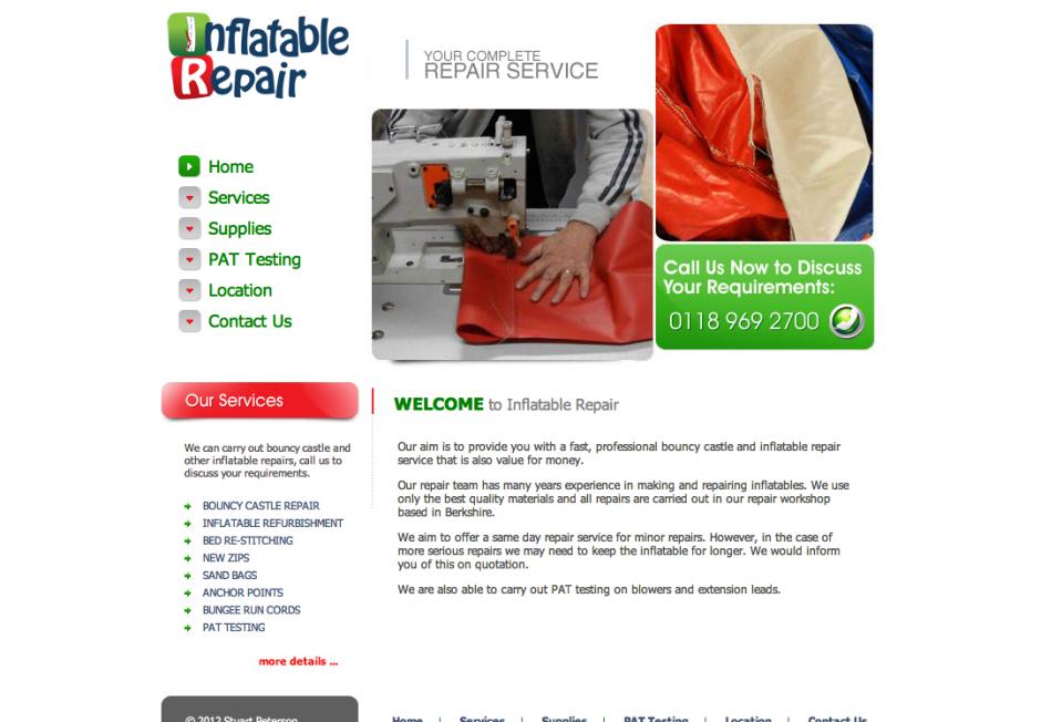 Inflatable Repair