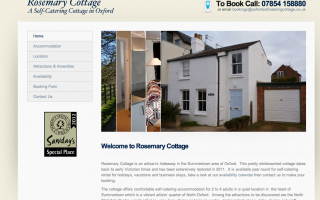 Oxford Self-Catering Cottage